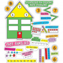 CD-110439 - Charts Working With Numbers Bb St Easy Anchor in Classroom Theme