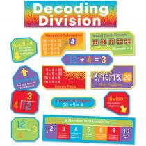 CD-110445 - Decoding Division Mini Bb St in Classroom Theme