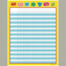 CD-114210 - School Pop Incentive Chart in Classroom Theme