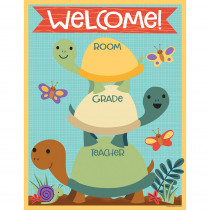 CD-114242 - Nature Explorers Welcome Chart in Miscellaneous