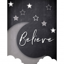 CD-114255 - Stars Believe Chart School Girl Style in Inspirational