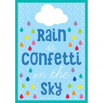 CD-114265 - Rain Is Confetti In The Sky Chart Hello Sunshine in Motivational