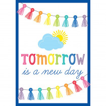 CD-114266 - Tomorrow Is A New Day Chart Hello Sunshine in Motivational