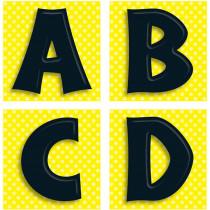 CD-119013 - Black Letters Quick Stick in Quick Stick