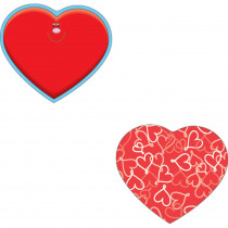 CD-120021 - Hearts Mini Cutouts in Holiday/seasonal