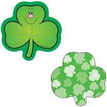 CD-120031 - Mini Cutouts Single Shamrocks in Holiday/seasonal