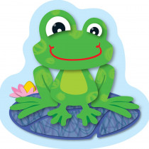 CD-120132 - Funky Frogs Mini Cut Outs in Accents