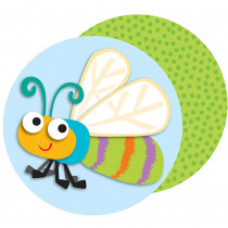 CD-120141 - Buggy For Bugs Mini Cut Outs in Accents