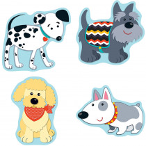 CD-120148 - Hot Diggity Dogs Cut Outs in Accents