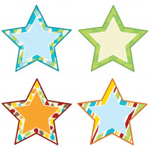 CD-120213 - Hipster Stars Cut Outs in Accents