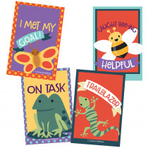 CD-120237 - Nature Mini Colorful Cutout Reward Explorer Tags in Badges