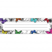 CD-122044 - Woodland Whimsy Nameplates in Name Plates
