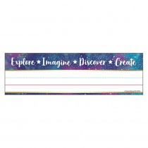 CD-122045 - Galaxy Nameplates in Name Plates