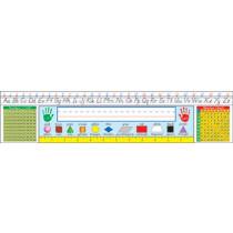CD-124000 - Modern Manuscript Nameplates Gr 1-3 in Name Plates