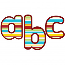 CD-130077 - Hipster Lowercase  Ez Letters in Letters