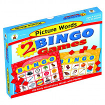 CD-140040 - Picture Words Bingo in Bingo