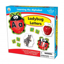 CD-140086 - Ladybug Letters in Language Arts