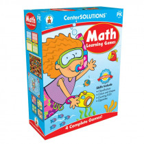 CD-140091 - Math Learning Games Pk in Math