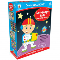 CD-140092 - Language Arts Learning Games Pk in Language Arts