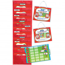 CD-144145 - Math File Folder Games To Go Set Gr-3 in Math