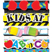 CD-144178 - Back To School Pop-Its Set in Border/trimmer