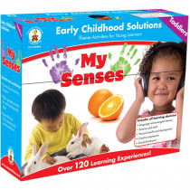 CD-144562 - My Senses Set For Toddlers in Thematic Units