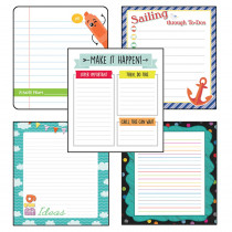 CD-145054 - Notepad Set Lined in Note Pads