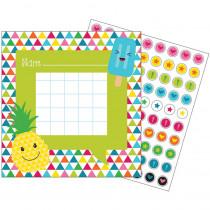 CD-148030 - School Pop Mini Incentive Charts in Incentive Charts