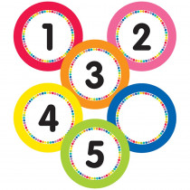 CD-149010 - Just Teach Magnetic Numbers in Magnetic Letters