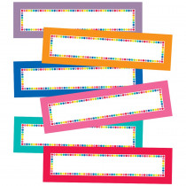CD-149011 - Just Teach Magnetic Labels in Whiteboard Accessories