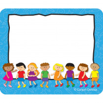 CD-150003 - Kids Name Tags in Name Tags