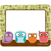 CD-150005 - Owls Name Tags in Name Tags