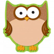 CD-151013 - Owl Notepad in Note Pads