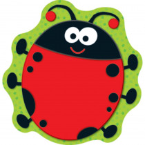 CD-151029 - Ladybug Notepad in Note Pads