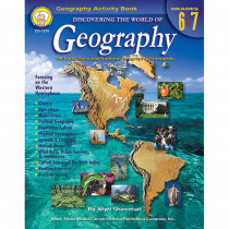 CD-1575 - Discovering The World Of Geography Gr 6-7 in Geography