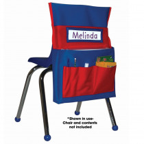 CD-158035 - Chairback Buddy Blue/Red in Storage