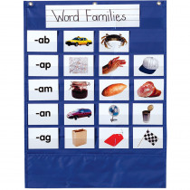 CD-158159 - Mini Essential Pocket Chart in Pocket Charts