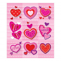 CD-168046 - Valentines Prize Pack Stickers in Holiday/seasonal