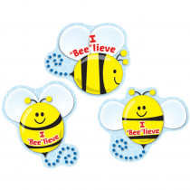 CD-168081 - I Bee Lieve Stickers in Inspirational