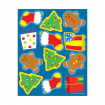 CD-168194 - Holiday Shape Stickers in Holiday/seasonal