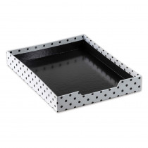 Simply Stylish Large Desk Tray Desk Collection, 1 Tray - CD-181007 | Carson Dellosa Education | Desk Accessories