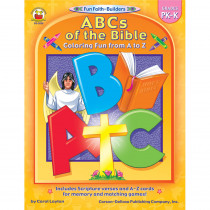 CD-2028 - Abcs Of The Bible in Inspirational