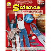 CD-404024 - Jumpstarters For Science Gr 4-8 in Activity Books & Kits