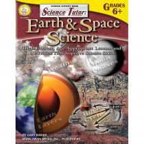 CD-404046 - Science Tutor Earth & Space Science Gr 6 & Up in Earth Science