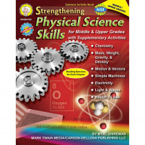 CD-404094 - Strengthing Physical Science Skills Middle & Up in Physical Science