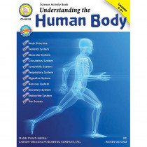 CD-404105 - Understanding The Human Body Gr 5-8 in Human Anatomy