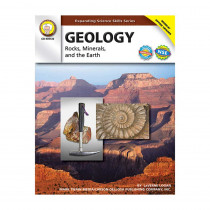 CD-404123 - Geology Rocks Minerals & The Earth Gr 5-8 in Earth Science