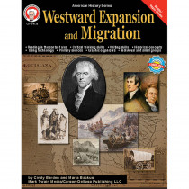 CD-404138 - Westward Expansion And Migration in History