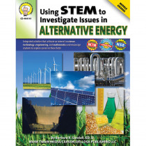 CD-404141 - Using Stem To Investigate Issues In Alternative Energy in Energy