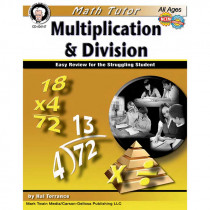 CD-404147 - Math Tutor Multiplication And Division in Multiplication & Division